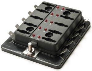 zekeringhouder LED