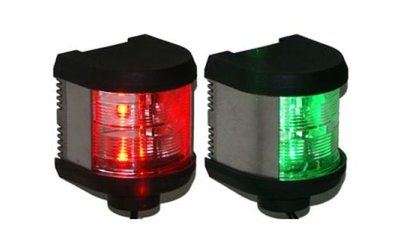 navigatielichten set BB en SB LED