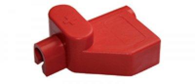 Afdekkap voor accuklem 16-70 mm2 set rood en zwart